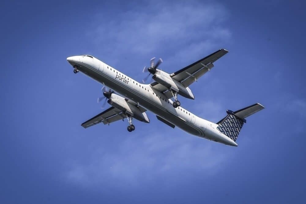 Porter-airlines-getty