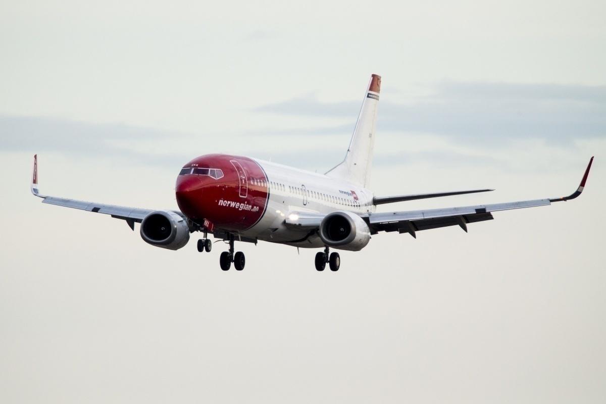 B737 Norwegian