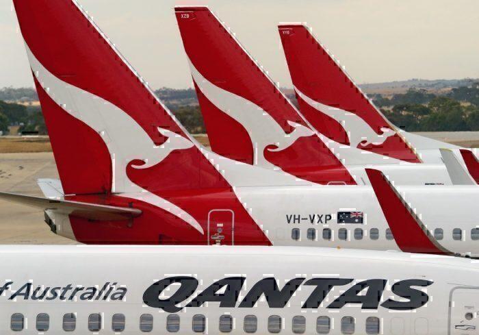 qantas-international-flights-suspension-getty