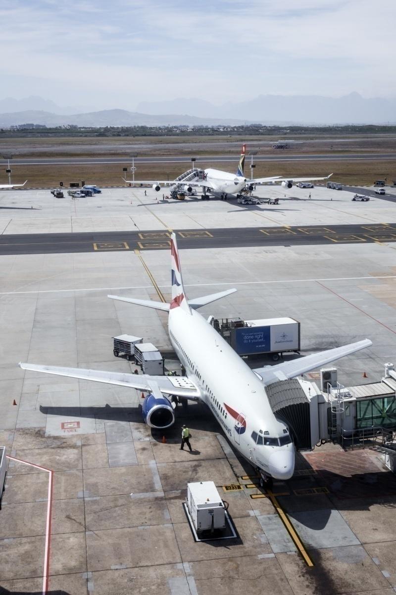 BA franchisee Comair to halt all SA operations.