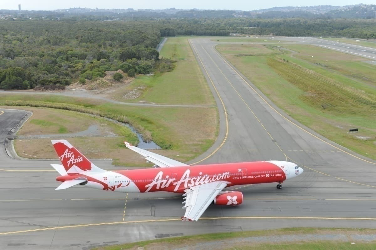airasia australia gold coast getty images