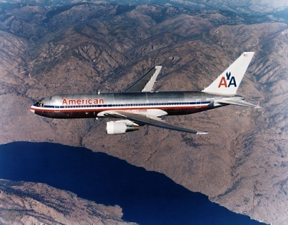 Getty American Airlines 767