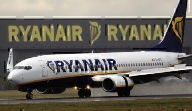 Ryanair coronavirus getty images