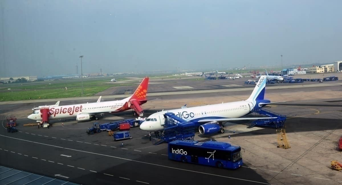 IndiGo SpiceJet Getty Images