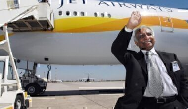 Jet Airways chairman goyal getty images