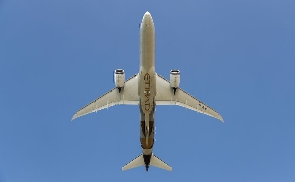 Etihad, Inbound flights, United Arab Emirates
