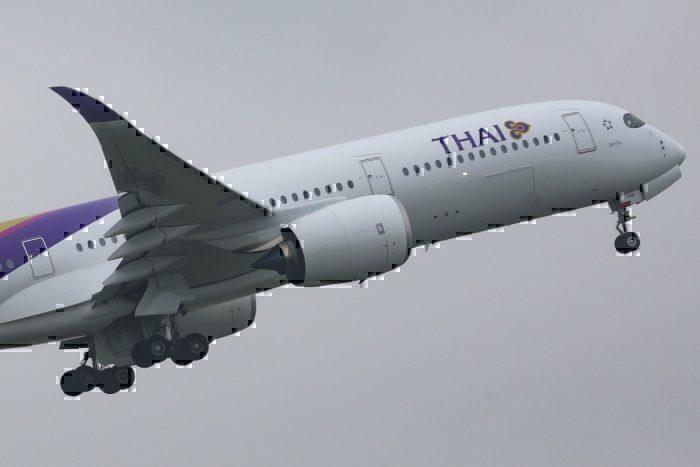 Thai Airways Airbus A350 Suffered Unstable Approach In Frankfurt