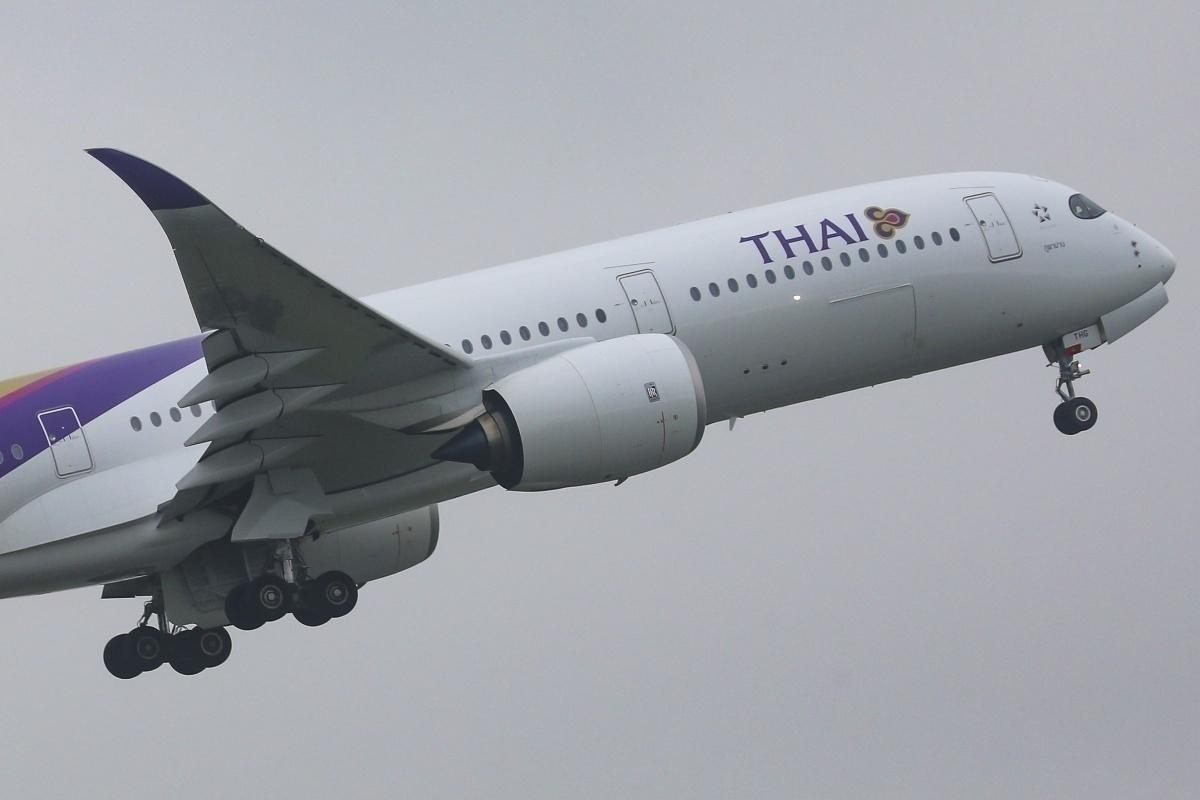 Thai Airways A350
