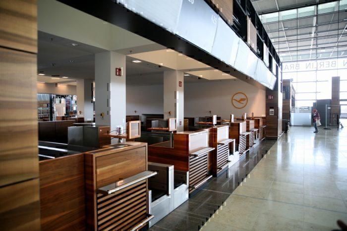 Berlin, Brandenburg Airport, Lufthansa