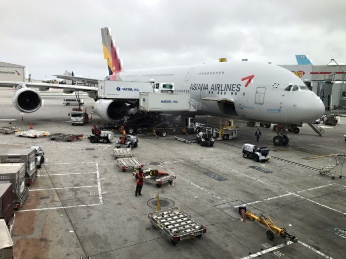 Asiana Airlines, Airbus A380