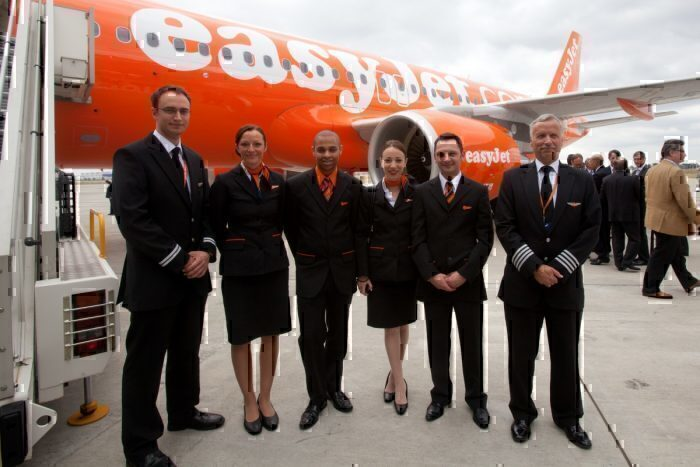 easyjet crew union talks getty images