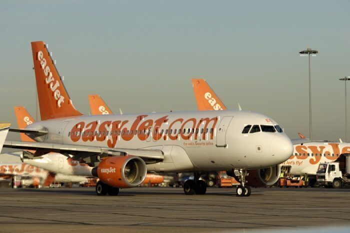 EasyJet getty images