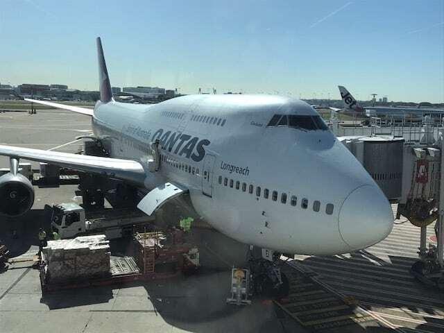 Qantas-747-Parking