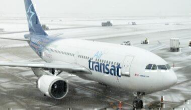 Air Canada Air Transat Merger
