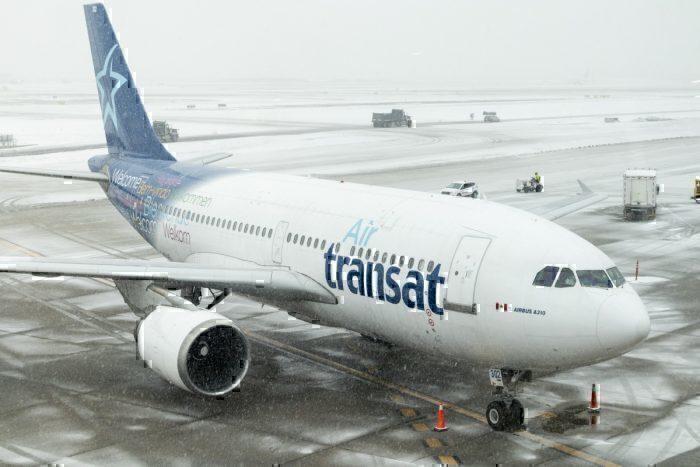 Air Transat Finally Retires Its Last Airbus A310