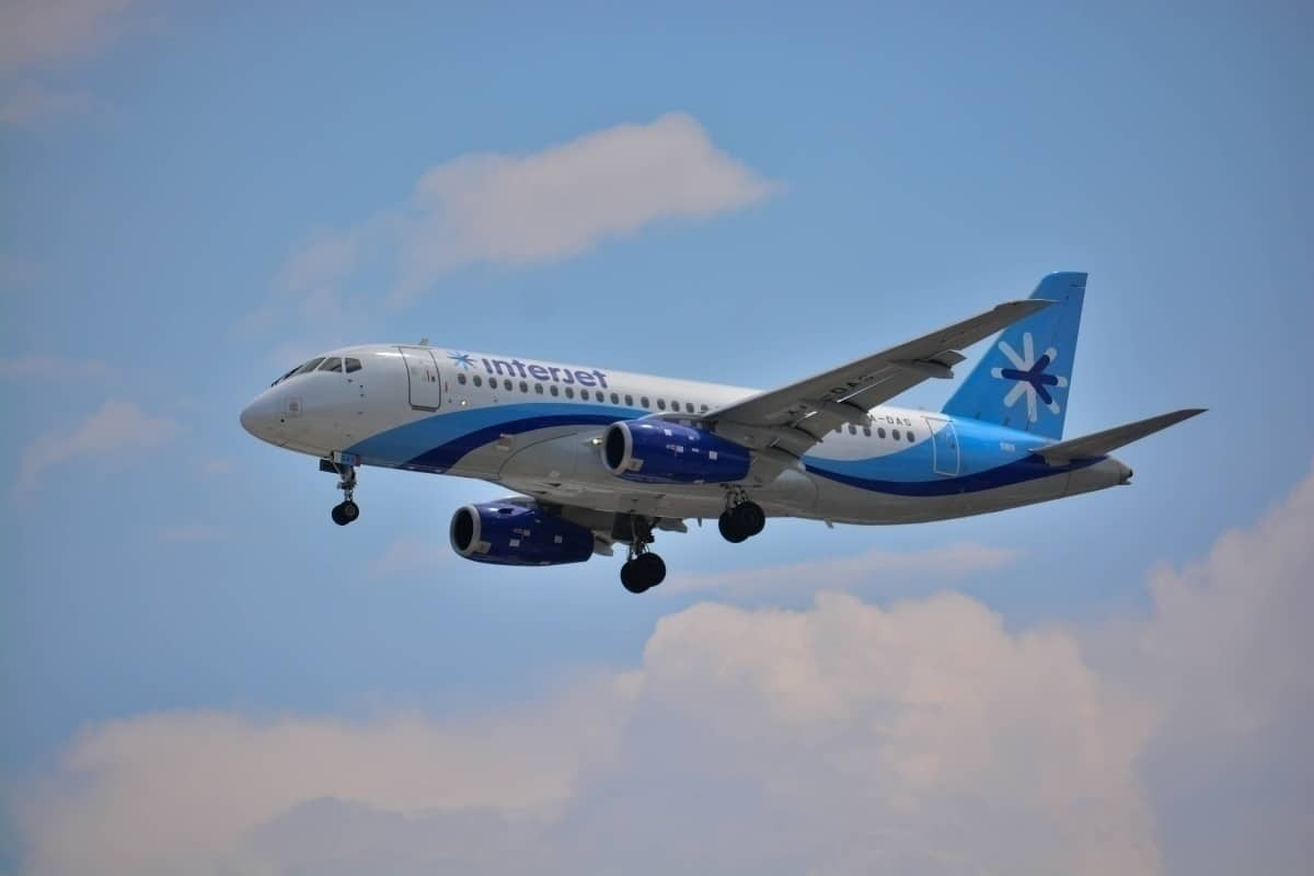 Interjet SSJ100
