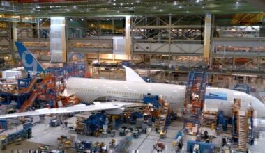 Boeing Final Assembly