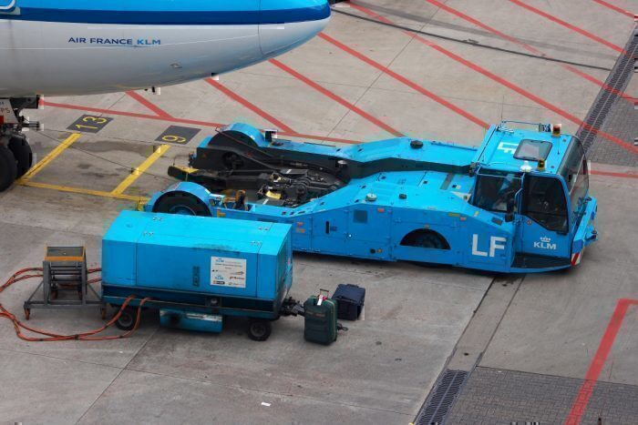 KLM ground units