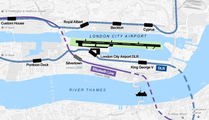 Crossrail London City