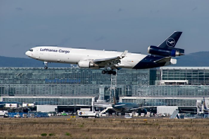 Lufthansa, Coronavirus, Grounded Aircraft