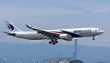 Malaysia Airlines reinstating routes