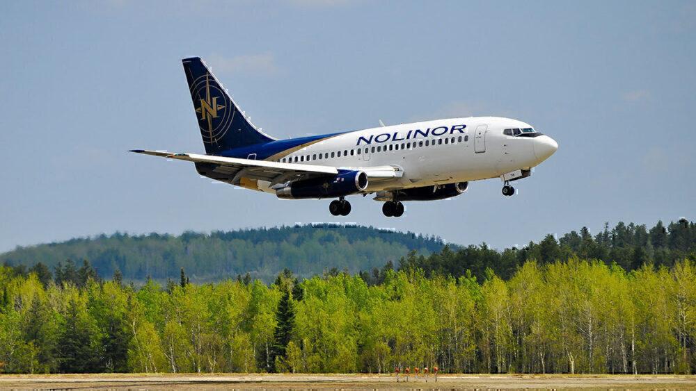 Nolinor-737-200