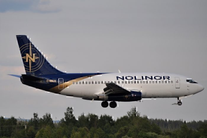 Nolinor B737-200C