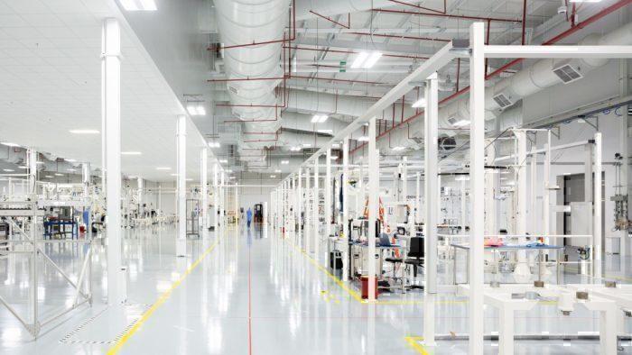 Oneweb factory