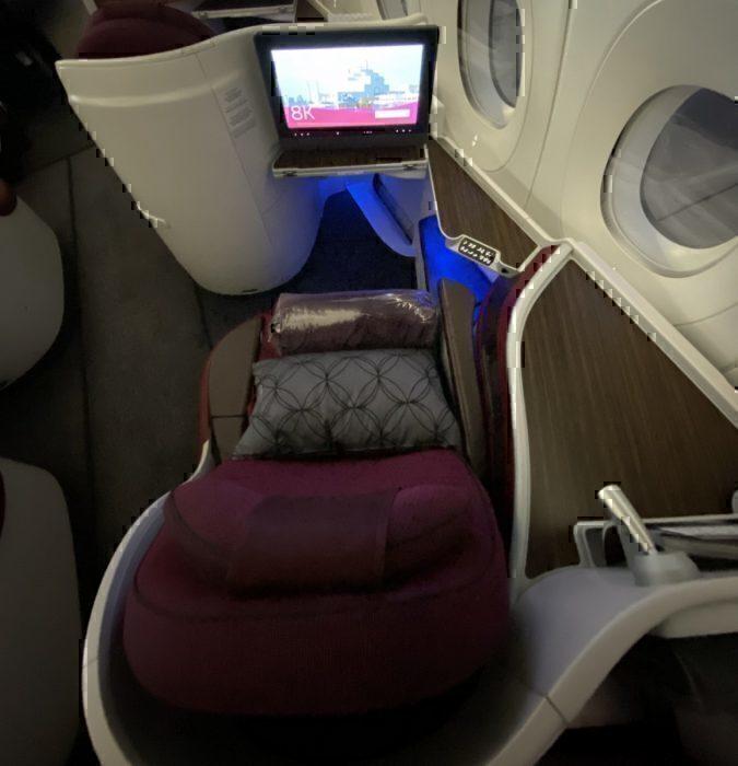 Flight Review: Qatar Airways A350 Business Class Helsinki-Doha