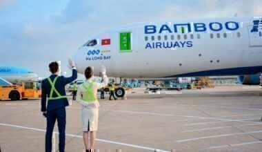 Bamboo Airways, Lituania, Rescue Flight