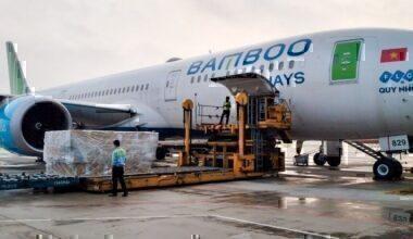 Bamboo Airways, Europe, First Flight