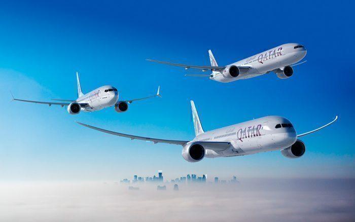 Qatar Airways Finally Accepts First Boeing 787-9s