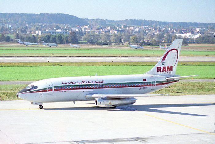 RAM 737-200