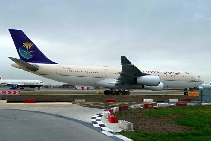 The World's Most Unique Plane? Meet The Airbus A340-8000