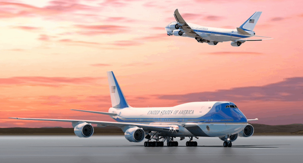 Boeing Sues A Supplier For Its Air Force One 747-8 Conversion