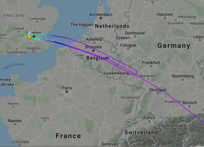 British Airways Kenya Flight Diverts To Origin Then Departs Again