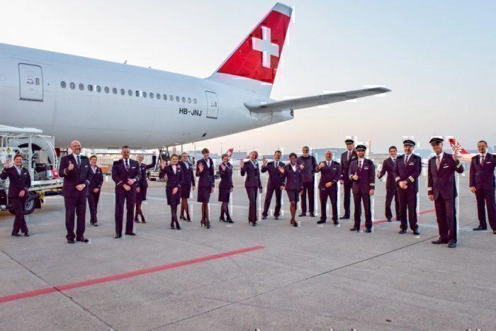 SWISS, Longest Flight, Boeing 777