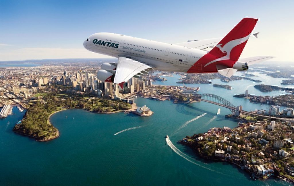 Qantas slashes global  capacity to U.S.  and Europe, grounds A380s