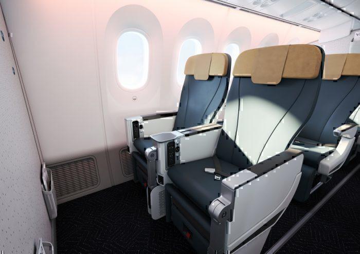 Vistara 787 Dreamliner