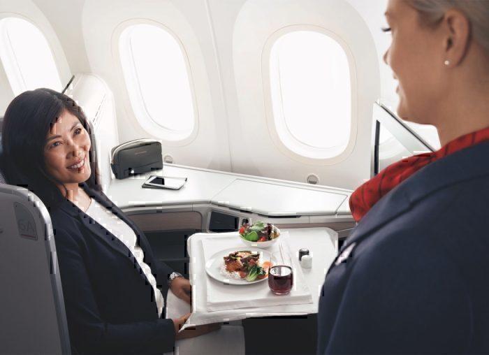 Air Canada Signature service