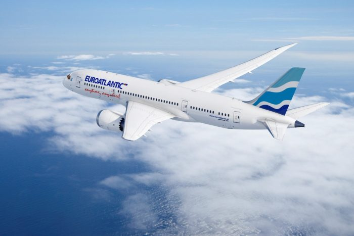 euroAtlantic Set To Become Portugal's First Boeing 787 Operator