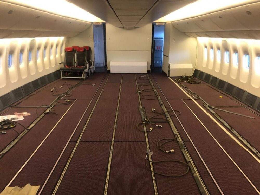 Austrian Airlines Converts Boeing 777 Into A Freighter