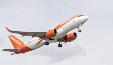 Easyjet Airbus A320neo