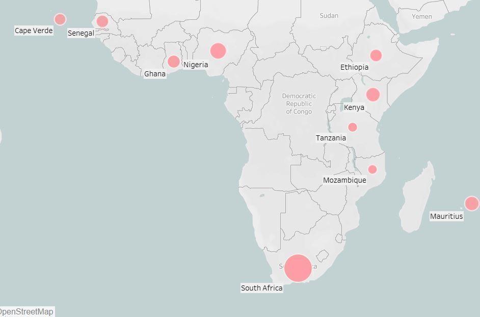 Coronavirus Has Hit These African Aviation Markets The Hardest