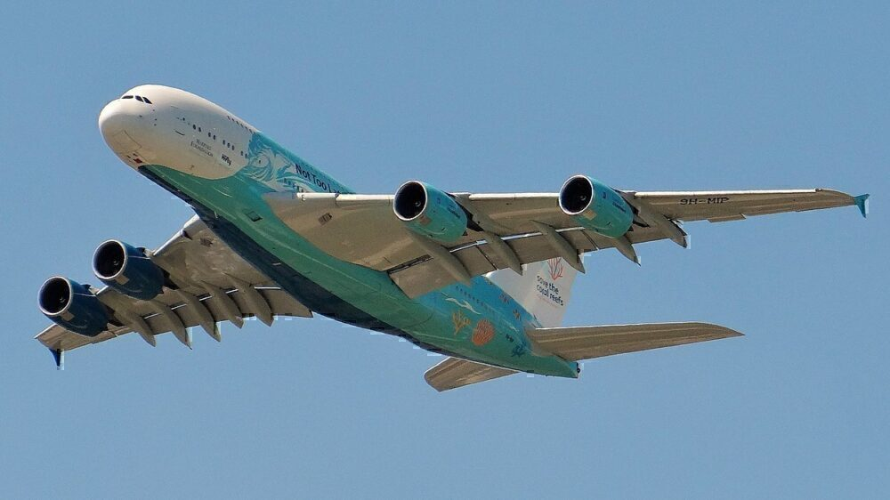 A380 Airbus Hi Fly
