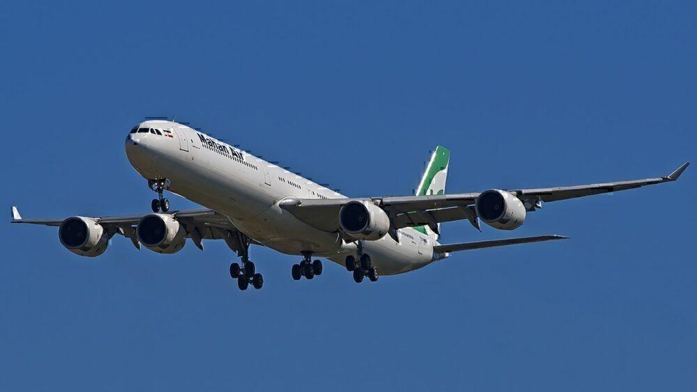 Mahan Air A340600