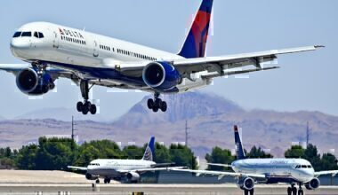 Delta and United Aircraft