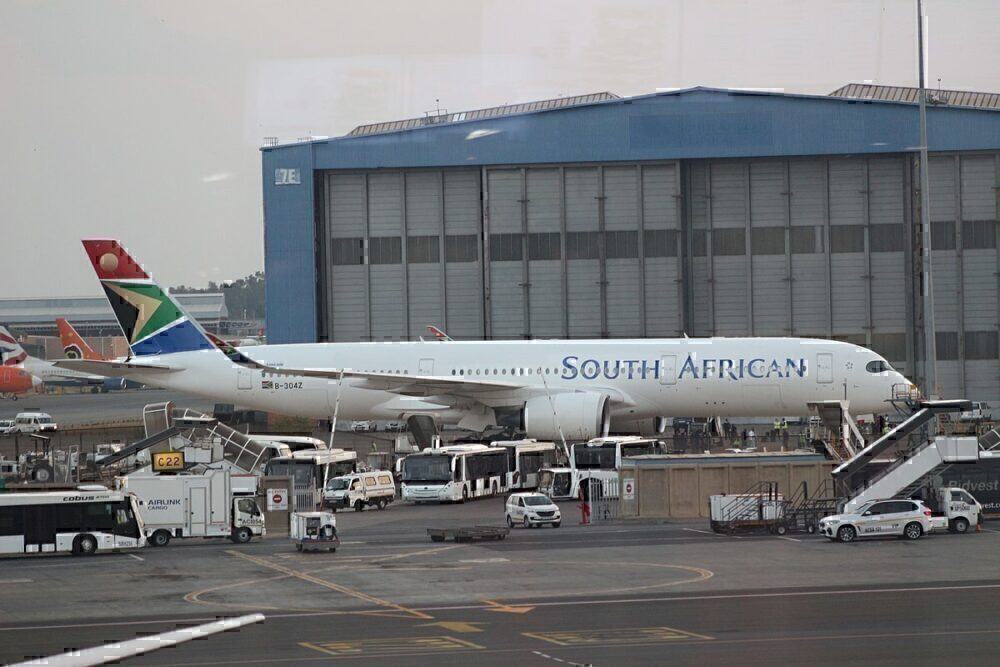 South African Airways Operates First Miami Service For 20 Years