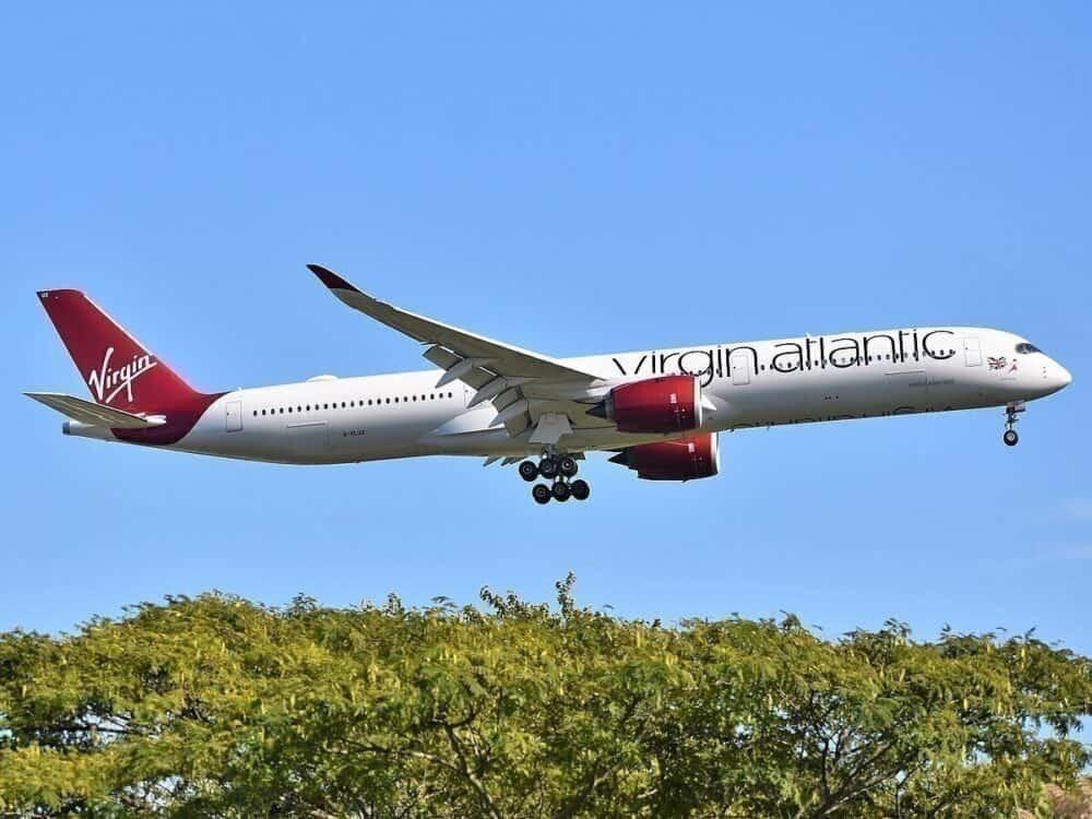 A350-1000 Virgin Atlantic