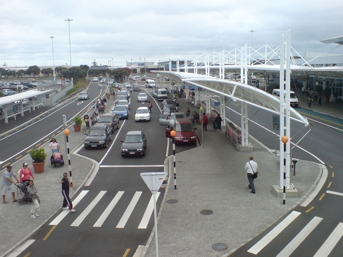 Auckland Airport Domestic Hub